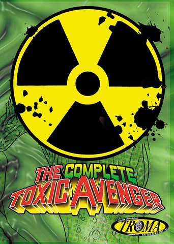 Toxic Avenger: The Complete Collection [DVD]
