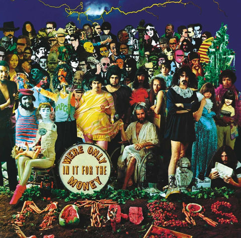 Zappa, Frank/We're Only In It For The Money [LP]