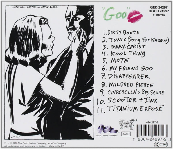 Sonic Youth/Goo [CD]