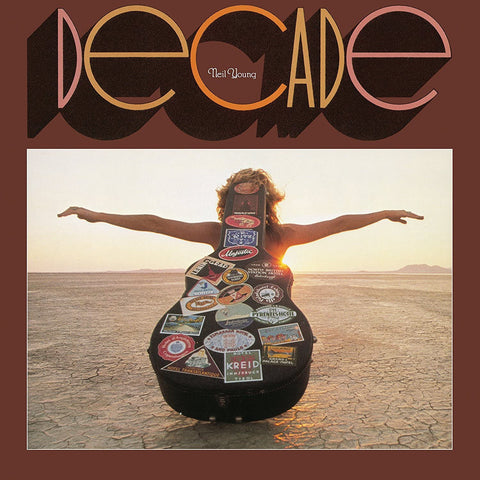 Young, Neil/Decade (Remaster) [CD]