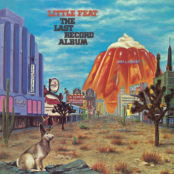 Little Feat/The Last Record Album [LP]