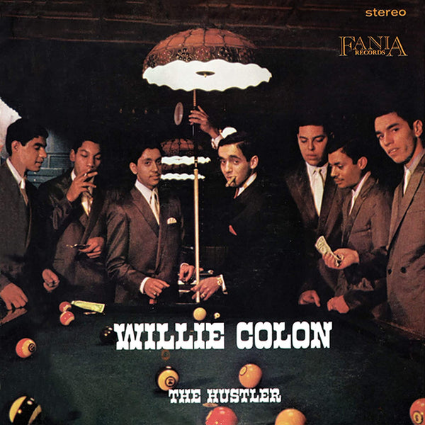 Colon, Willie/The Hustler [LP]