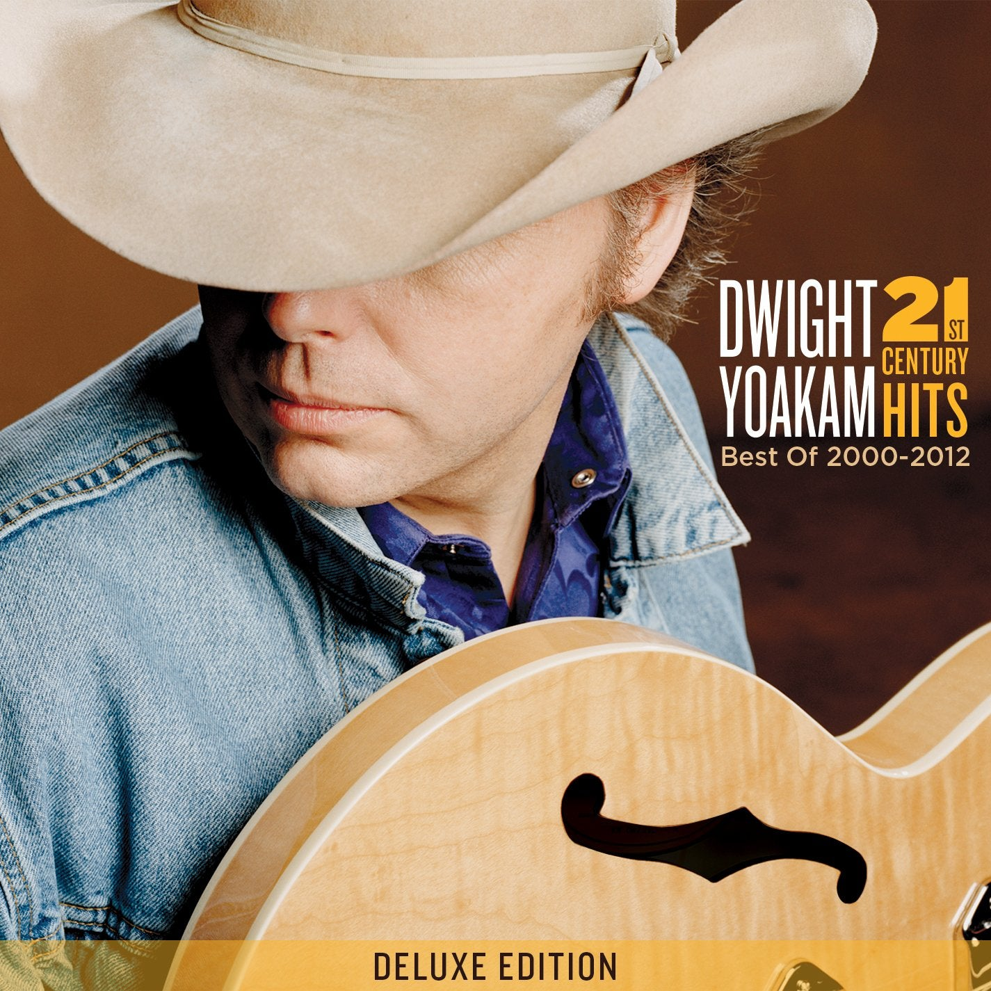 Yoakam, Dwight/21st Century Hits: Best Of 2000-2012  (CD+DVD) [CD]