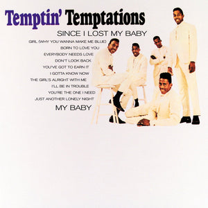 Temptations, The/Temptin' Temptations [CD]