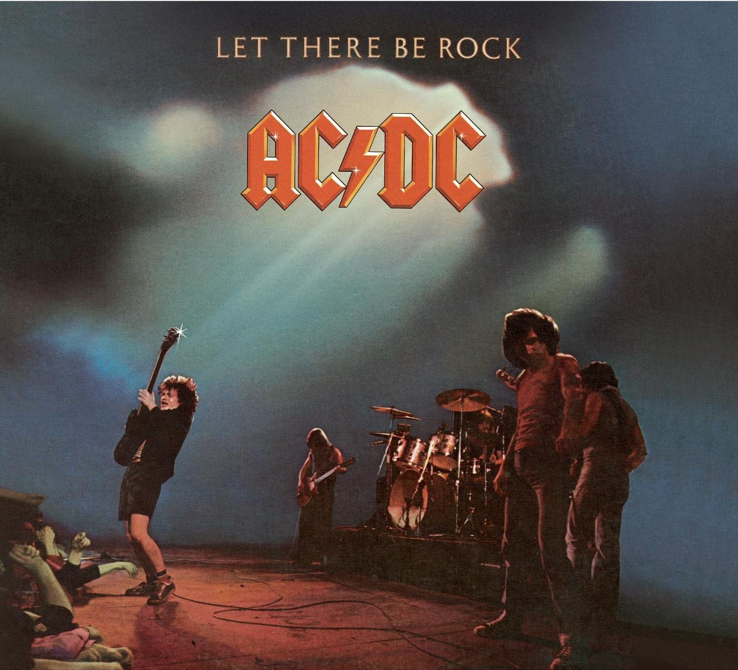 AC/DC/Let There Be Rock [CD]