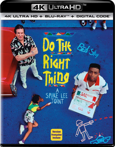 Do The Right Thing (4K-UHD) [BluRay]