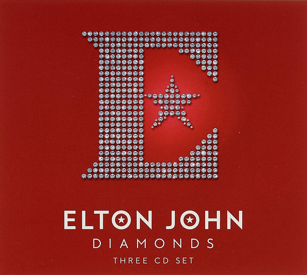 John, Elton/Diamonds (3CD) [CD]