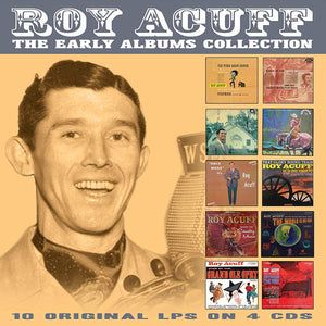 Acuff, Roy/The Early Album Collection - 4CD [CD]