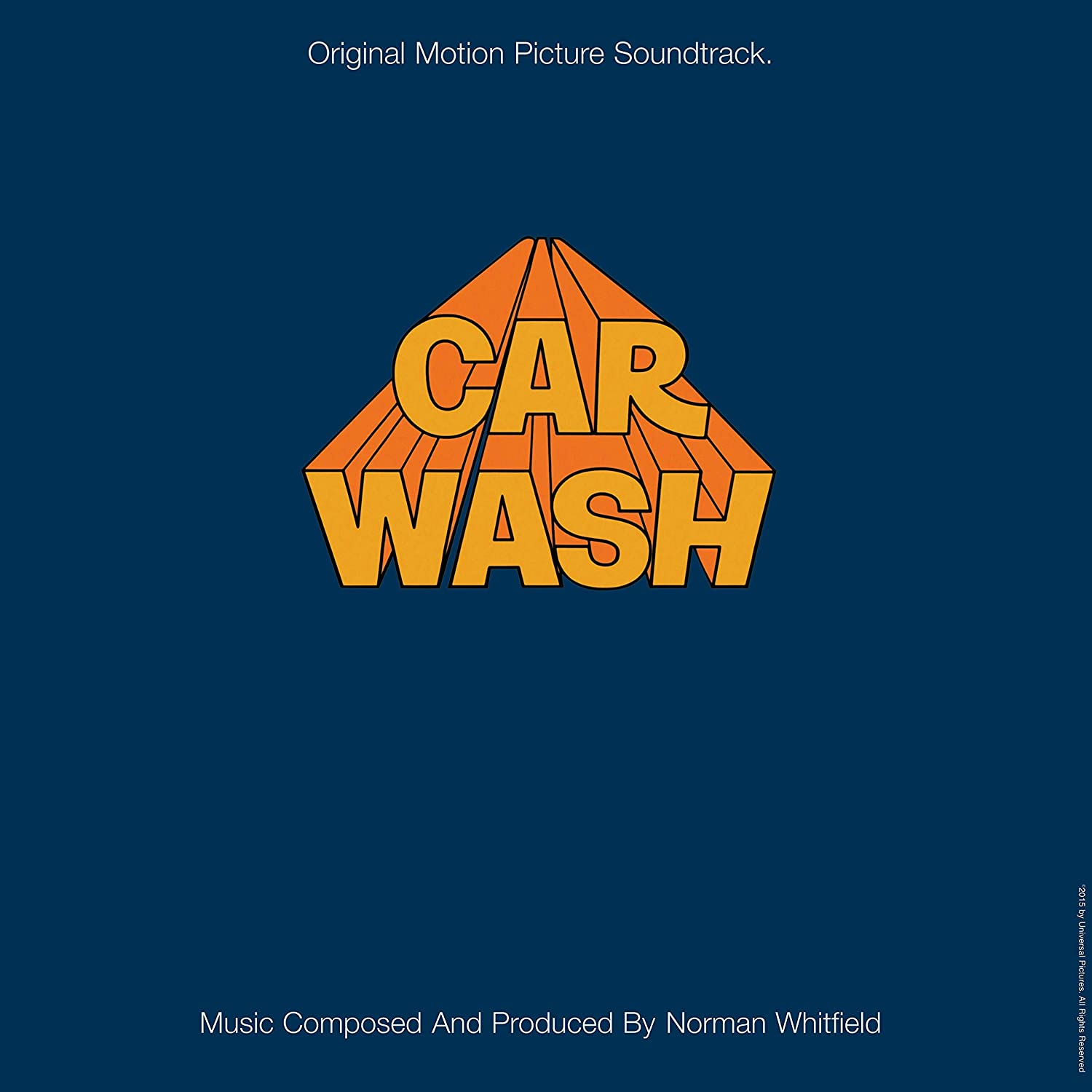 Soundtrack/Car Wash [LP]