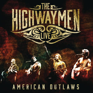 Highwaymen/Live - American Outlaws - 3CD DVD [CD]