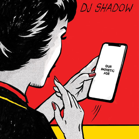 DJ Shadow/Our Pathetic Age [LP]