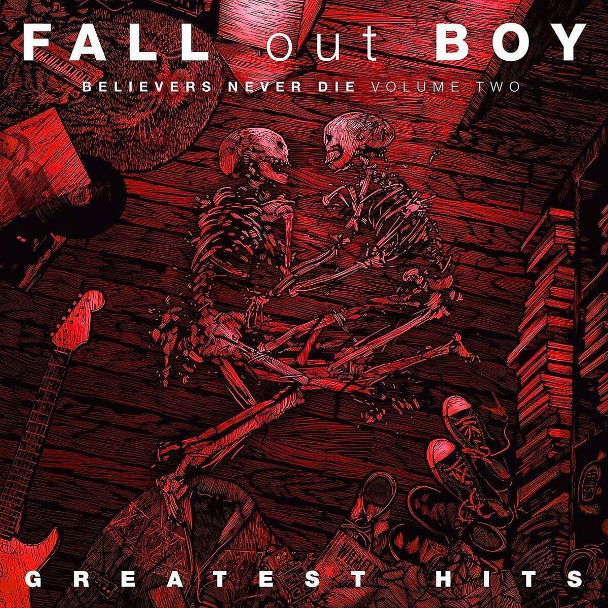 Fall Out Boy/Believers Never Die Vol. 2 [LP]