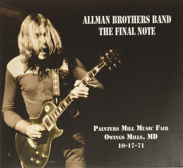 Allman Brothers Band/The Final Note [CD]