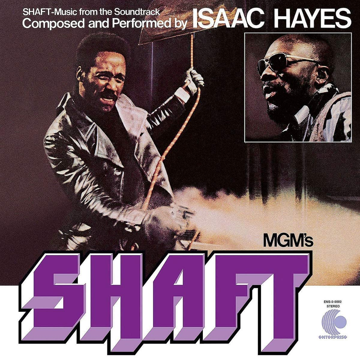 Hayes, Isaac/Shaft (2CD Deluxe) [CD]