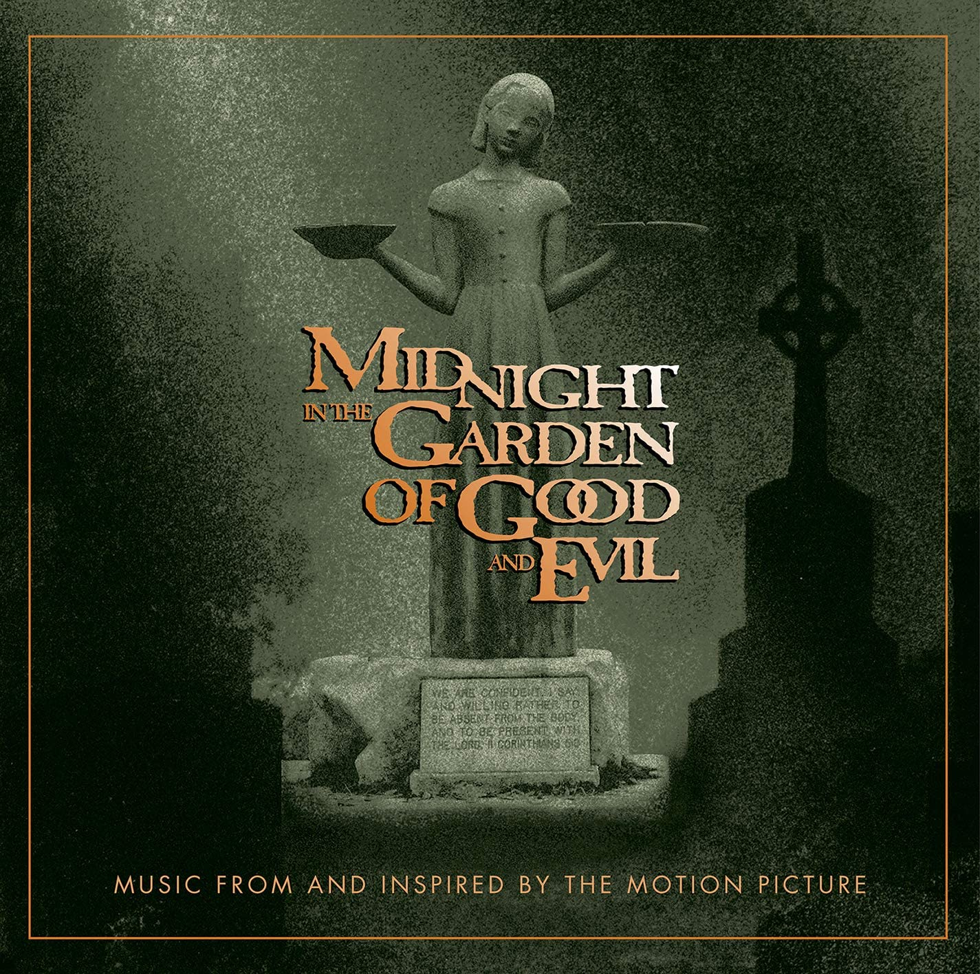 Soundtrack/Midnight In the Garden of Good and Evil (Coloured Vinyl) [LP]