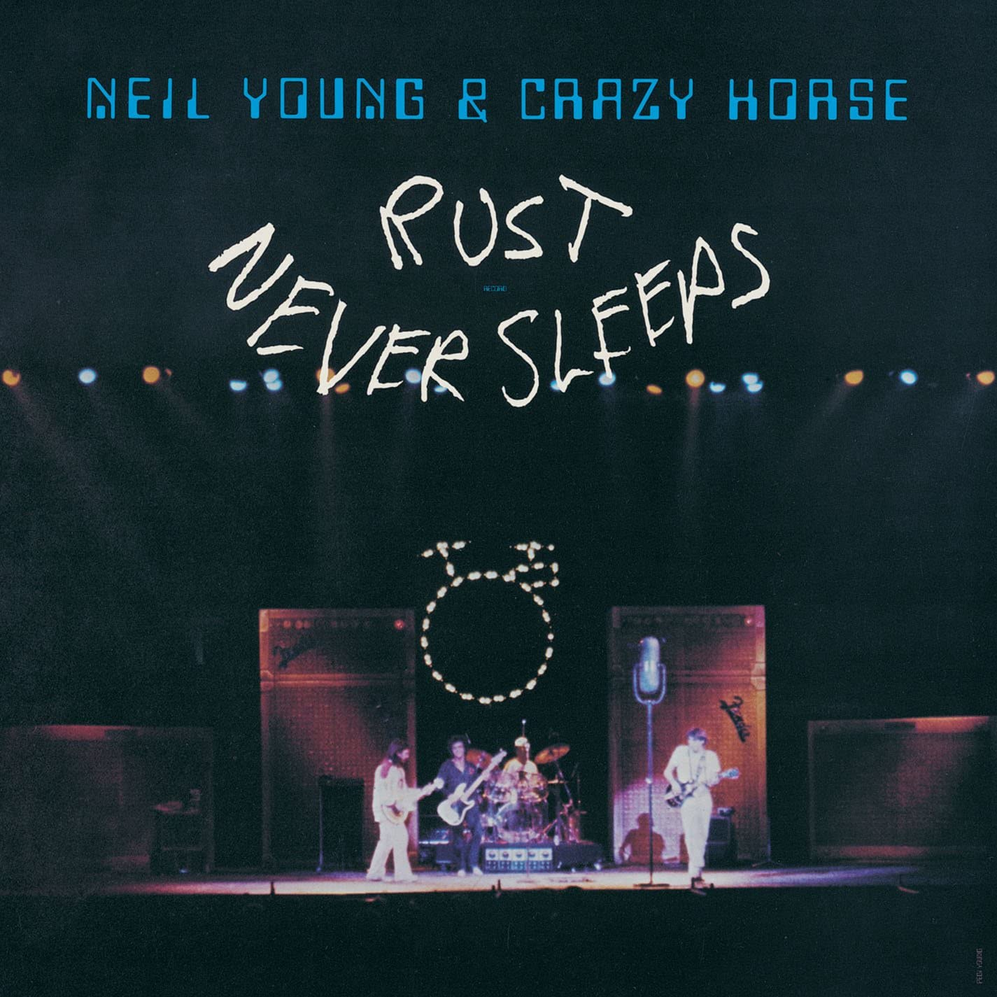Young, Neil/Rust Never Sleeps [LP]