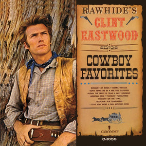 Eastwood, Clint/Rawhide's Clint Eastwoood Sings Cowboy Favorites (Red Vinyl) [LP]