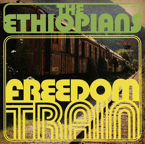 Ethiopians, The/Freedom Train [LP]