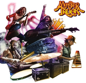 Monster Truck/True Rockers [CD]
