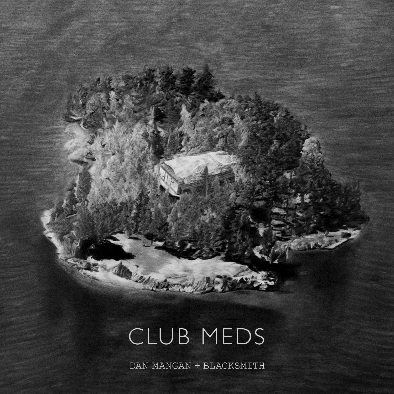 Mangan, Dan & Blacksmith/Club Meds [CD]