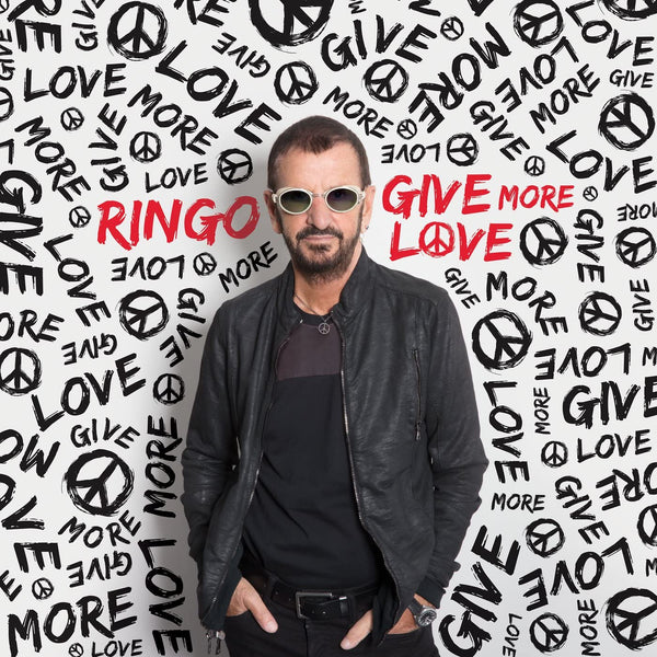 Starr, Ringo/Give More Love [LP]