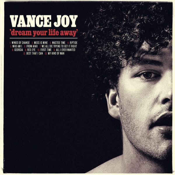 Joy, Vance/Dream Your Life Away [LP]