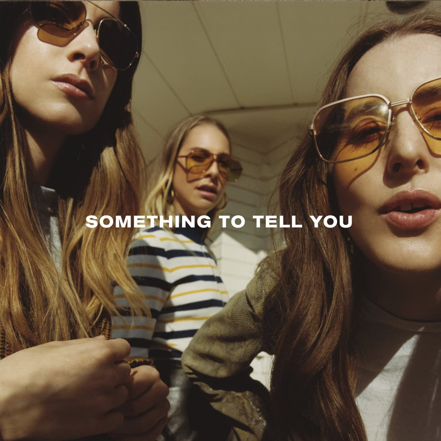 Haim/Something To Tell You [CD]