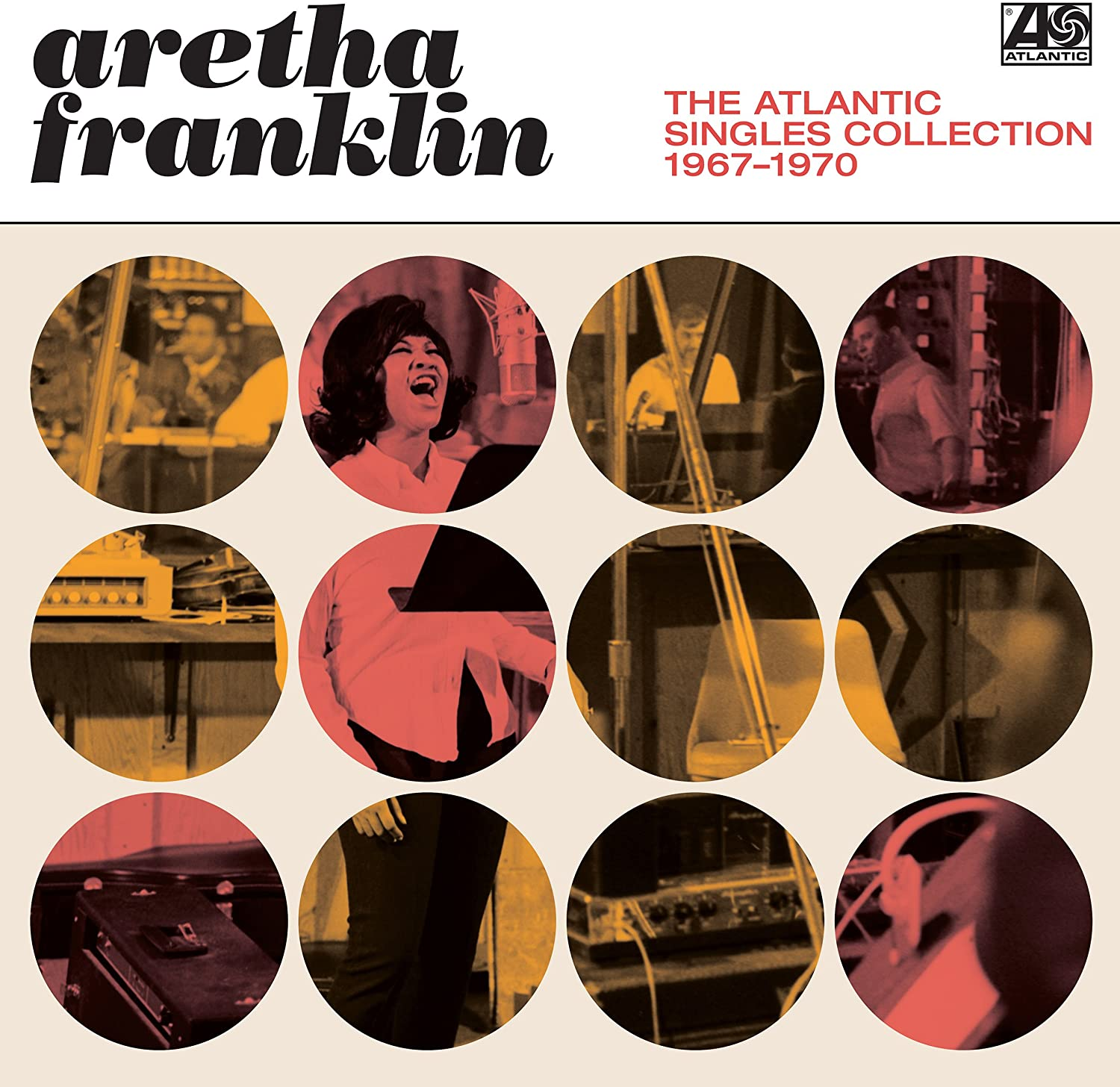 Franklin, Aretha/The Atlantic Singles Collection 1967 - 1970 [CD]