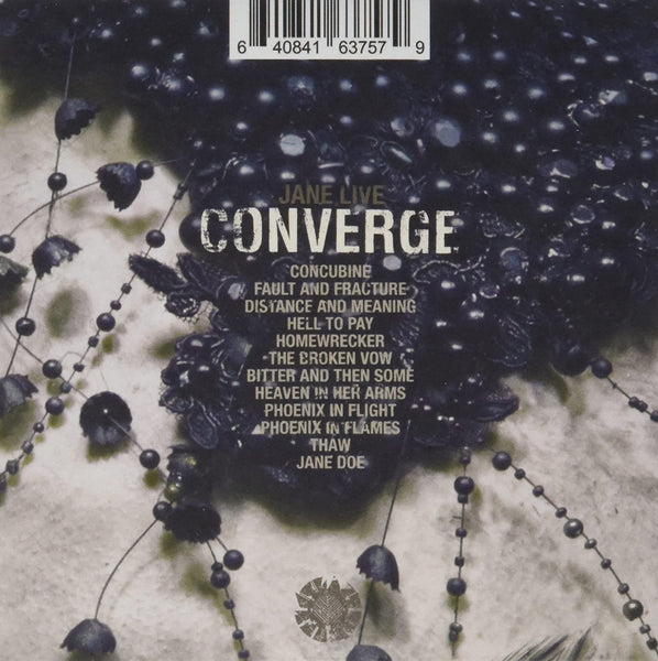 Converge/Live Jane Doe [CD]