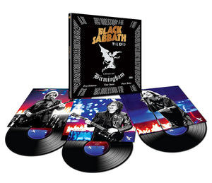 Black Sabbath/The End - Live In Birmingham 2017 (3LP) [LP]