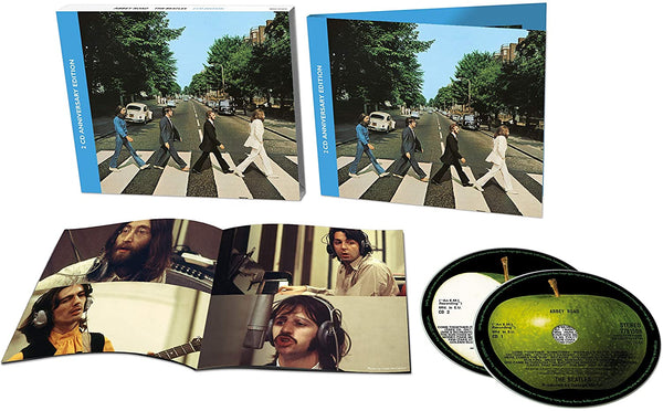 Beatles, The/Abbey Road (50th Ann./Dlx 2CD) [CD]