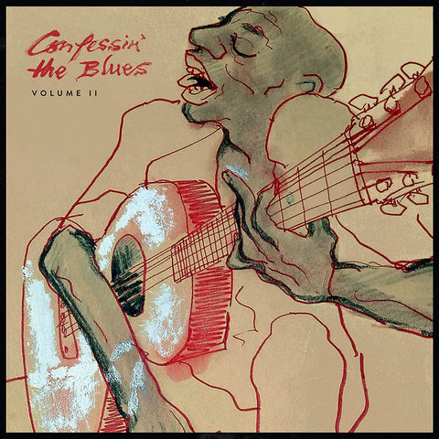 Confessin' The Blues/Vol. 2 [LP]