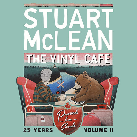 McLean, Stuart/Vinyl Cafe 25 Years Vol. 2 (4CD) [CD]