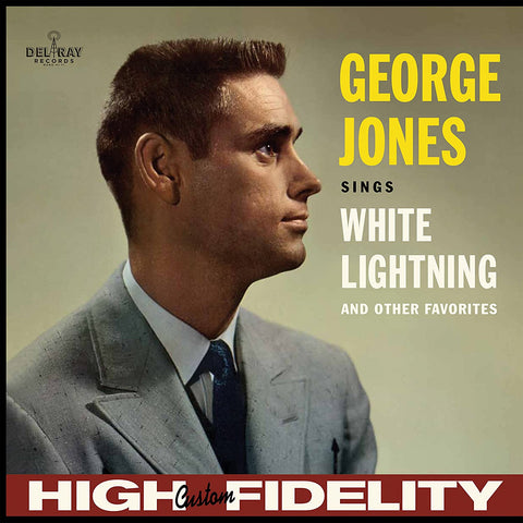 Jones, George/Sings White Lightning And Other Favorites [LP]