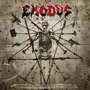 Exodus/Exhibit B : The Human Condition [LP]