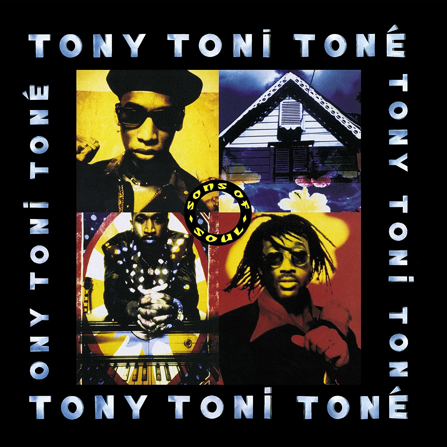 Tony, Toni, Tone/Sons Of Soul [LP]