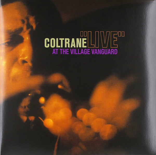 Coltrane, John/Live At The Village Vanguard, Again! [LP]