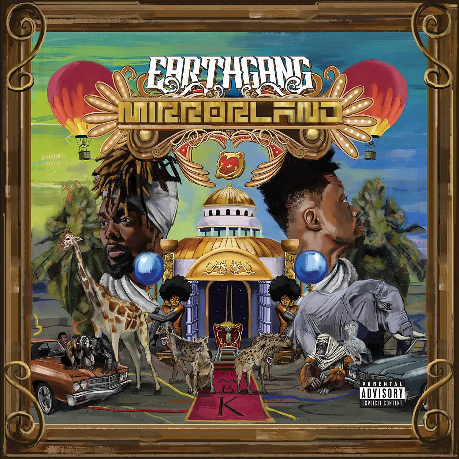 Earthgang/Mirrorland [LP]