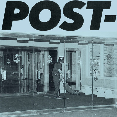 Rosenstock, Jeff/Post (Light Blue Vinyl) [LP]