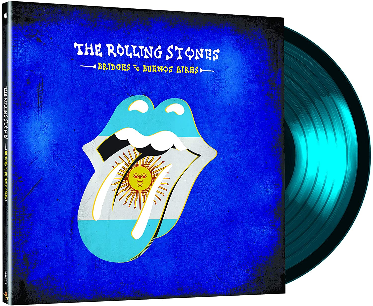 Rolling Stones, The/Bridges To Buenos Aires (3LP Blue Vinyl) [LP]