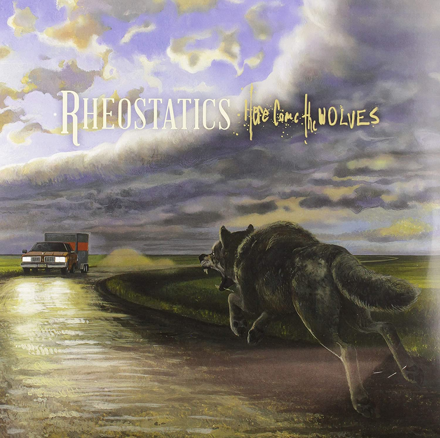 Rheostatics, The/Here Come the Wolves [LP]