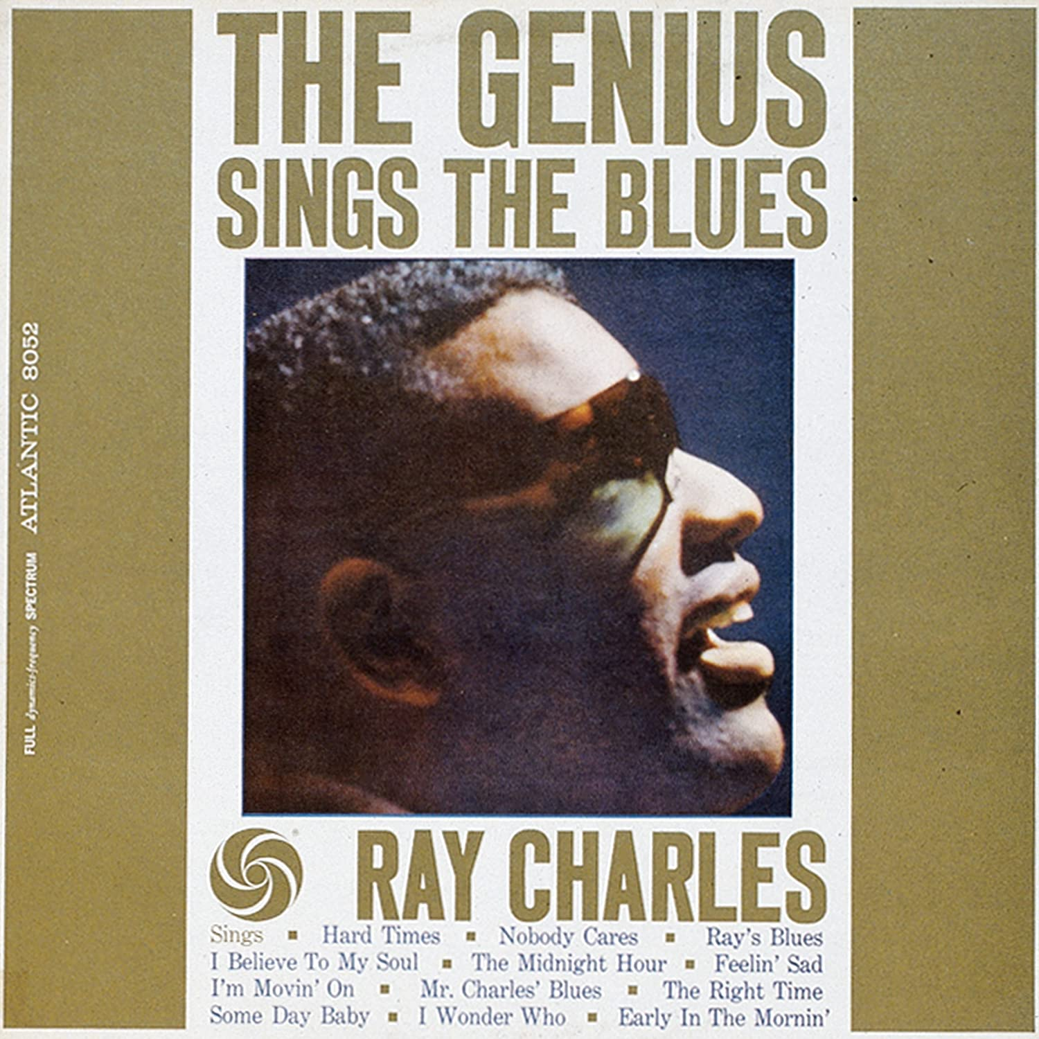 Charles, Ray/Sings The Blues - Mono [LP]