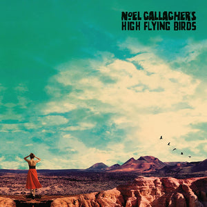 Gallagher, Noel/Who Built The Moon [LP]