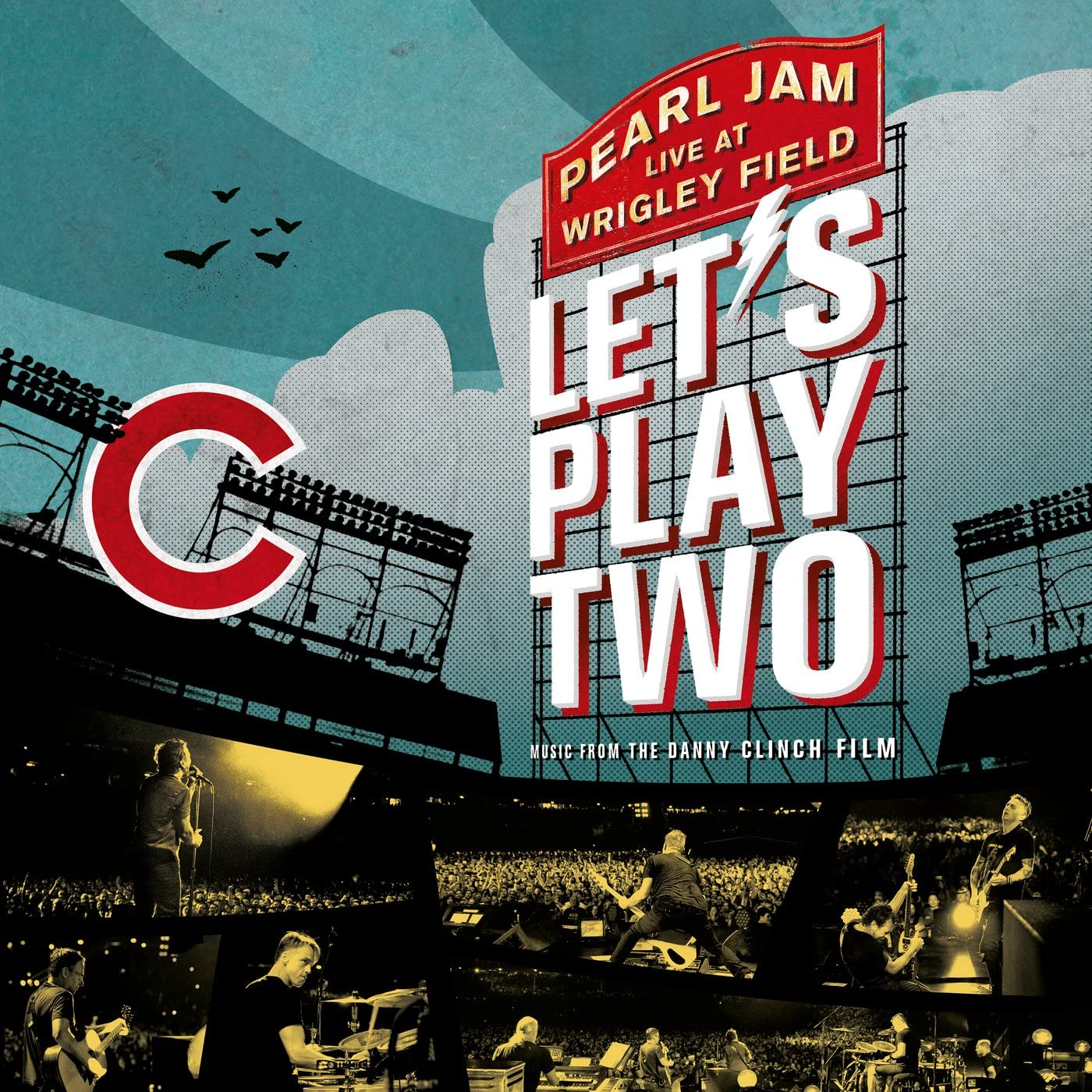 Pearl Jam/Let's Play Two: Live At Wrigley Field Chicago [LP]