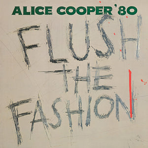 Cooper, Alice/Flush The Fashion - Green Vinyl [LP]