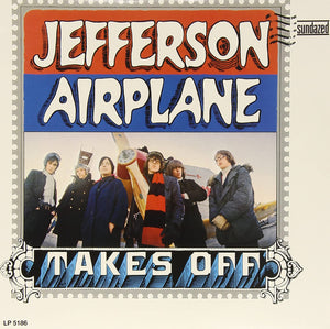 Jefferson Airplane/Takes Off [LP]