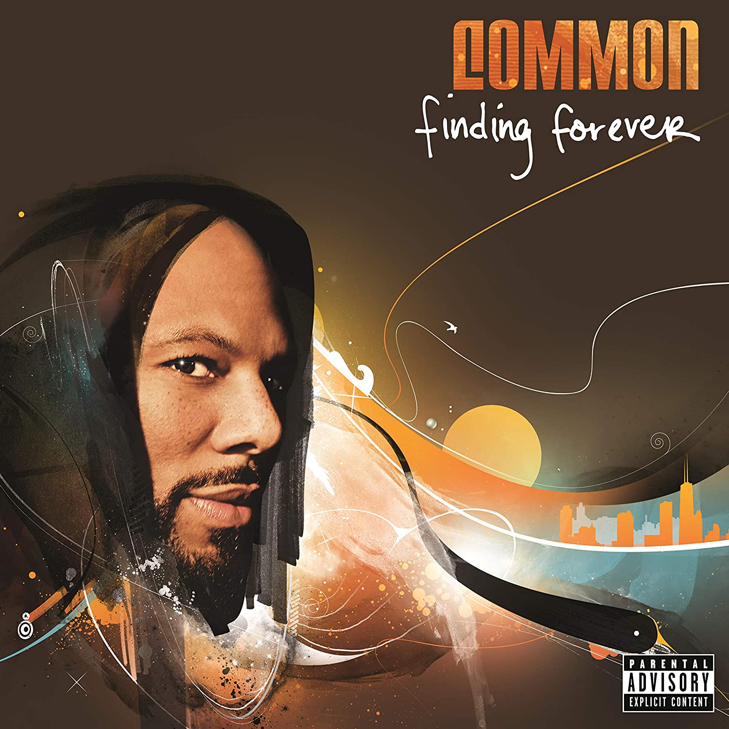 Common/Finding Forever [LP]