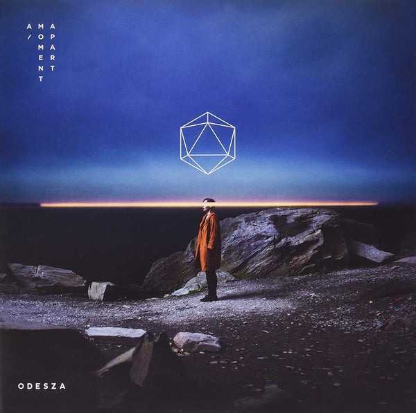 Odesza/A Moment Apart (Clear) (2LP) [LP]