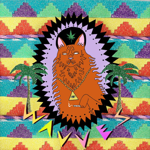 Wavves/King of the Beach [LP]