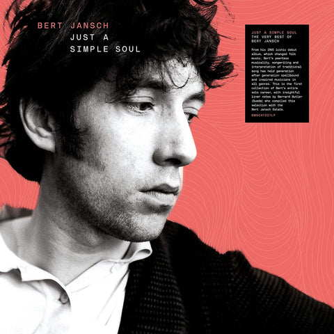 Jansch, Bert/Just A Simple Soul (2LP) [LP]